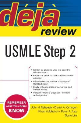 Deja Review USMLE Step 2 Essentials