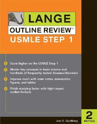 Lange Outline Review Usmle Step 1