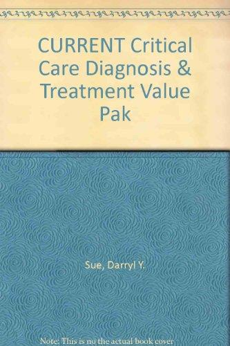 CURRENT Critical Care Diagnosis & Treatment Value Pak
