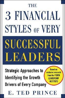 3 Financial Styles of Very Successful Leaders Strategic Approaches To Identifying The Growth Drivers Of Every Company