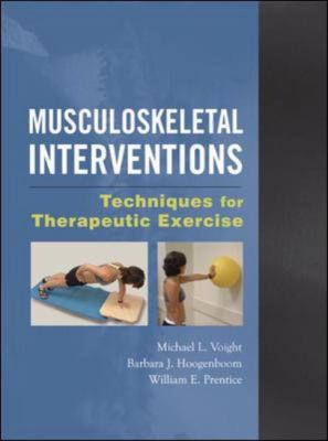 Musculoskeletal Interventions Techniques for Therapeutic Exercise