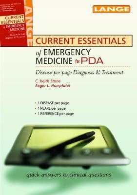 Current Essentials of Emergency Medicine for PDA