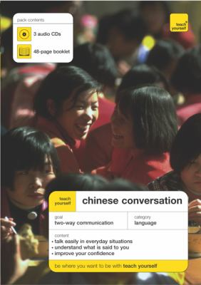 Teach Yourself Mandarin Chinese Conversation