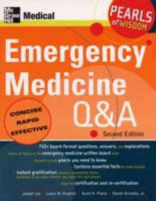 Emergency Medicine Q&a