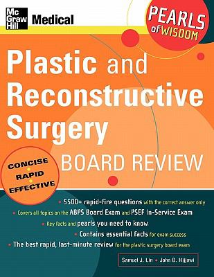 Plastic and Reconstuctive Surgery Board Review