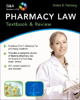 Pharmacy Law Textbook & Review