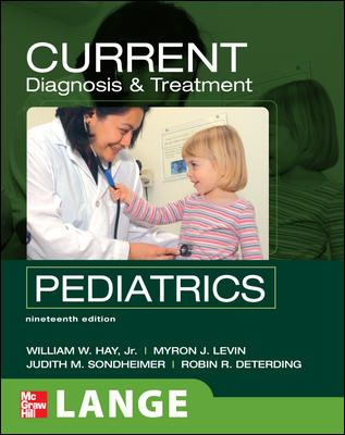 Current Pediatric Diagnosis and Treatment