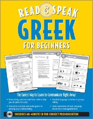 Read and Speak Greek for Beginners