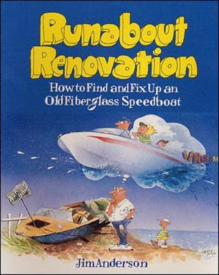 Runabout Renovation How to Find and Fix Up an Old Fiberglass Speedboat