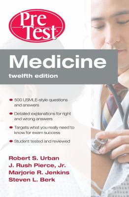Medicine PreTest Self-Assessment & Review
