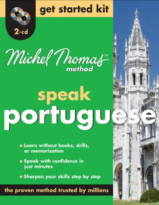 Michel Thomas Method Portuguese Get Started Kit, 2-CD Program