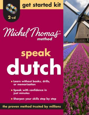 Michel Thomas Method Dutch Get Started Kit, 2-CD Program