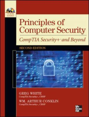 Principles of Computer Security, CompTIA Security+ and Beyond with CD-ROM, Second Edition