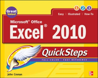 Microsoft Office Excel 2010 QuickSteps