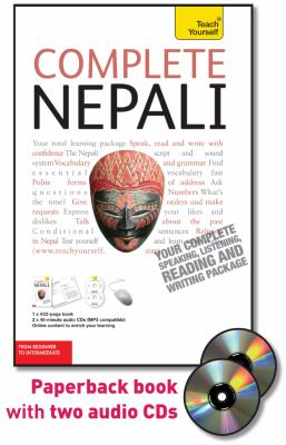 Complete Nepali with Two Audio CDs: A Teach Yourself Guide (TY: Language Guides)