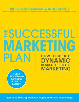 Successful Marketing Plan : How to Create Dynamic, Results Oriented Marketing