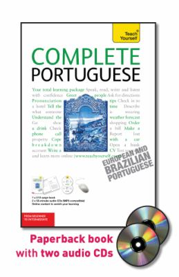Complete Portuguese : A Teach Yourself Guide