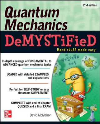 Quantum Mechanics Demystified 2/E