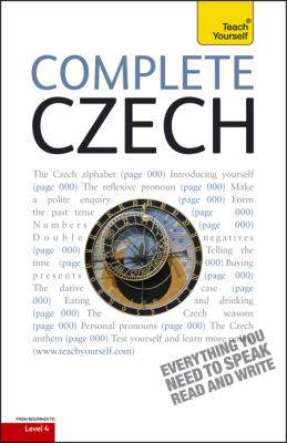Complete Czech: A Teach Yourself Guide (Teach Yourself Language)