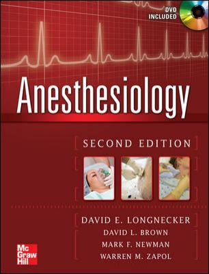 Anesthesiology, Second Edition