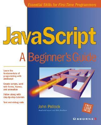 Javascript A Beginner's Guide