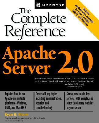 Apache Server 2.0 The Complete Reference