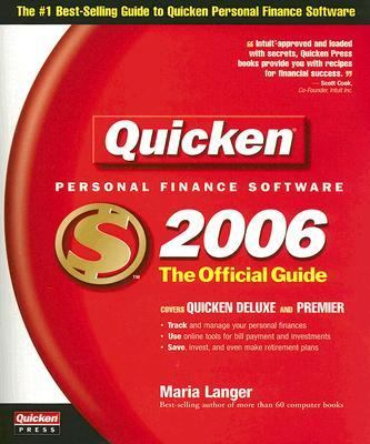 Quicken 2006: Official Guide