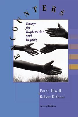 Encounters Essays for Exploration and Inquiry