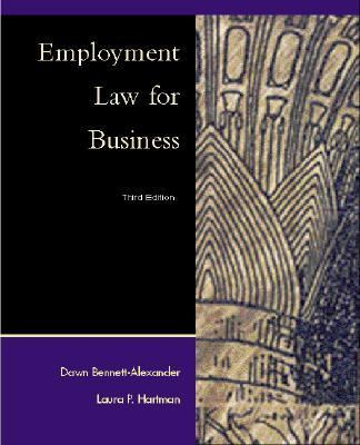 Employment Law for Business
