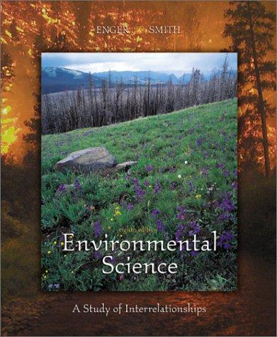 Environmental Science - A Study of Interrelationships