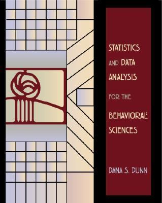 Statistics and Data Analysis for the Behavioral Sciences