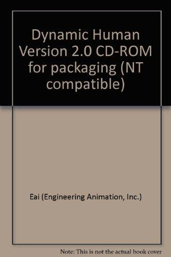 Dynamic Human Version 2.0 CD-ROM for packaging (NT compatible)
