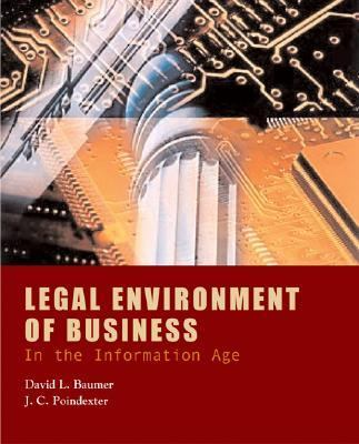 Legal Environment of Business in the Information Age