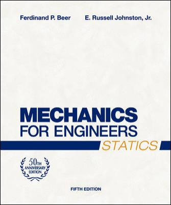 Mechanics for Engineers, Statics