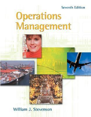 Operations Management with Student CD-ROM