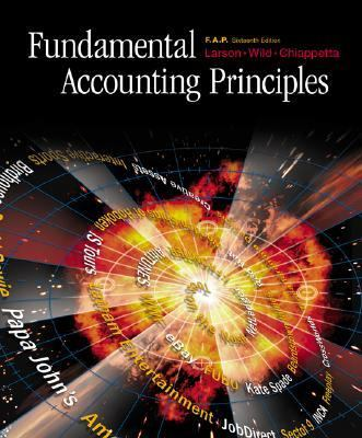 Fundamental Accounting Principles With Powerweb