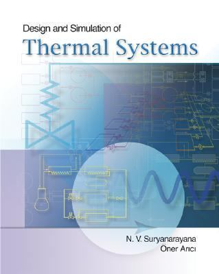 Design & Simulation of Thermal Systems