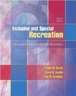 Inclusive and Special Recreation Opportunities for Persons With Disabilities
