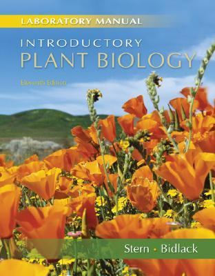 Laboratory Manual to Accompany Introductory Plant Biology