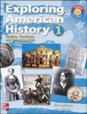 Exploring American History Reading, Vocabulary, And Test-taking Skills 1 (Pre-history to 1865) Audiocassette
