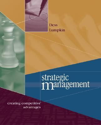 Strategic Management Creating Competitive Advantages