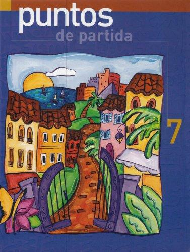 Puntos De Partida: An Invitation to Spanish (English and Spanish Edition)