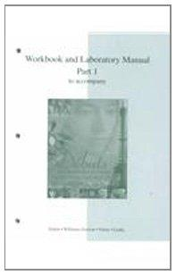Workbook/Laboratory Manual Part 1 to accompany Debuts: An Introduction to French