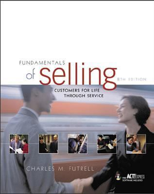 Fundamentals of Selling Customers for Life