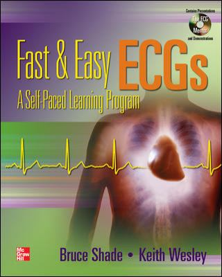 Fast & Easy ECGs A Self-Paced Learning Program