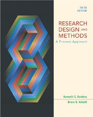 Research Design and Methods A Process Approach