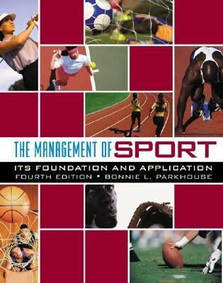 Management of Sport Its Foundation And Application With Powerweb Bind-in Card