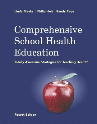 Comprehensive School Health Education With Powerweb/olc Bind-in Card