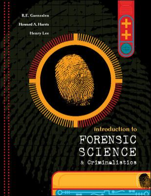 Introduction to Forensics & Criminalistics
