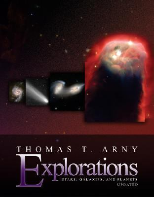 Explorations Stars, Galaxies and Planets
